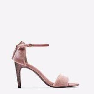 🆕 Cole Haan Clara Velvet Glitter Grand Sandal
